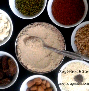 Ragi Malt Flour